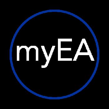 myEA logo